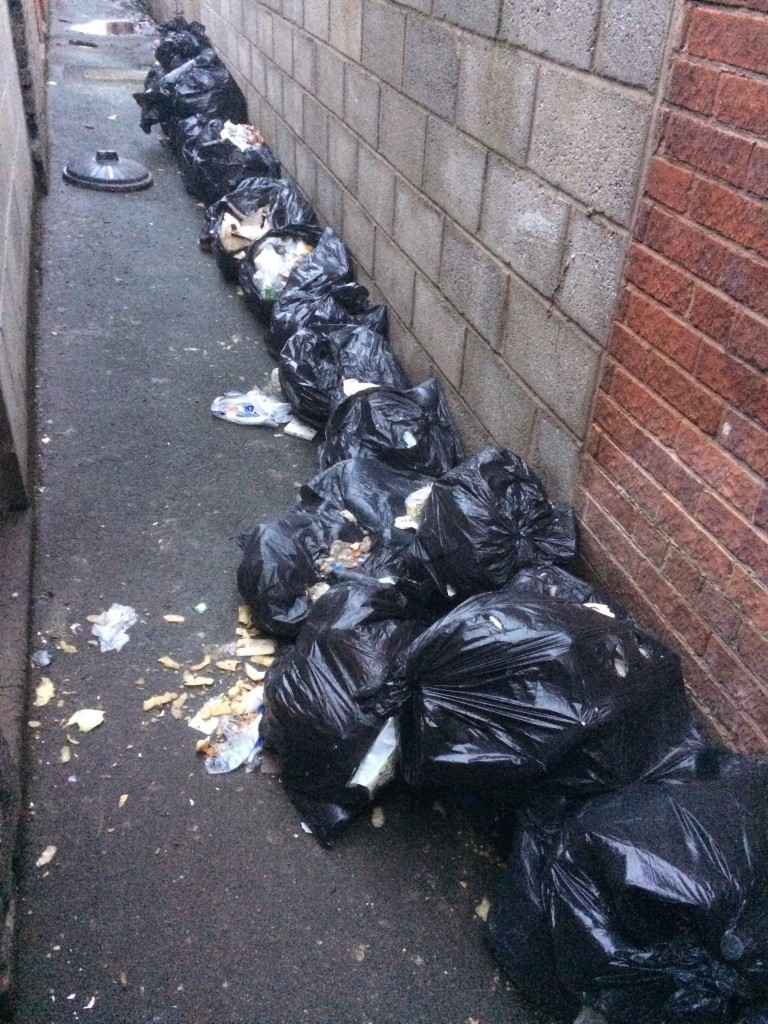pest control wirral and chester bin bags